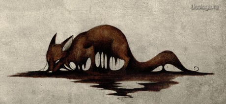 fox black death